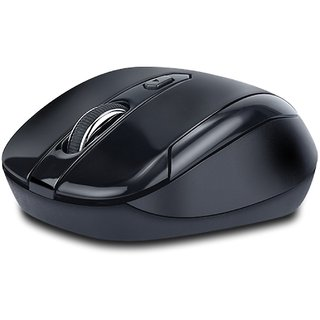 iBall Freedom W1 Wireless Optical Mouse (Black)