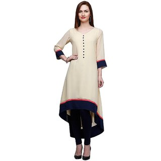 9753a8bcaa82e Buy Ladies Rayon Materil Kurti Online   ₹600 from ShopClues