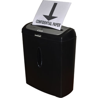 NAMIBIND NB-5XX (8 SHEETS) PERSONAL USE PAPER/CD/DVD/CREDIT CARD PAPER SHREDDER