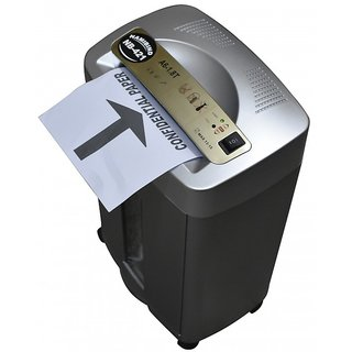 NAMIBIND NB-421 (15 SHEETS) PERSONAL USE PAPER/CD-DVD/CARD PAPER SHREDDER