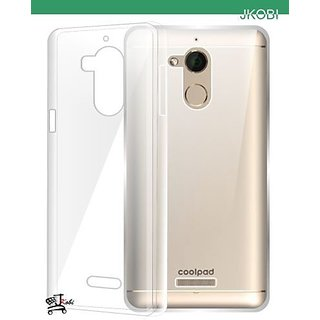 the best attitude fe146 8ae06 Buy Soft Silicon Jelly Back Case Cover For Coolpad Note 5 ...