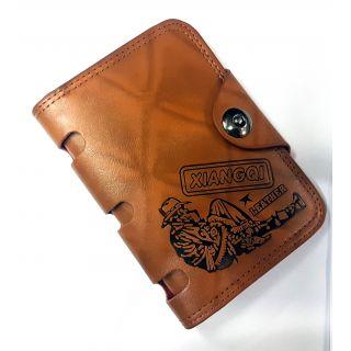 Leahter Card Holder Wallet