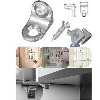 Cabinet Cupboard Shelf Support Pins Bracket Holder for Glass Shelve DIY Crafts