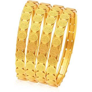 Bhagya Lakshmi Gold Plated Bangles