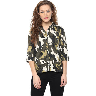 Smart and Glam Women's Soldier Shirt
