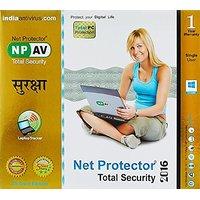 NPAV Total Security Latest 1 User 1 Year