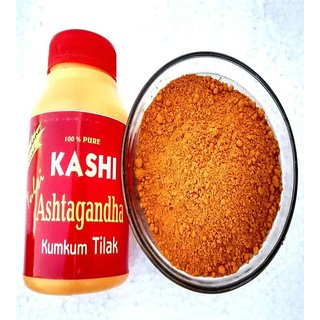 Kashi Tulsi Ashtagandha Chandan Tilak Powder Pack Of 3