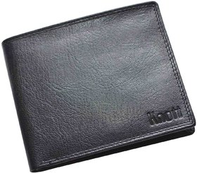 Knott Black  Exclusive Leather Wallet for Men