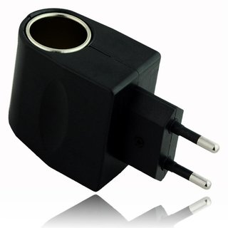 220v Ac To 12v Dc Car Charger Wall Socket Plug Adapter Converter