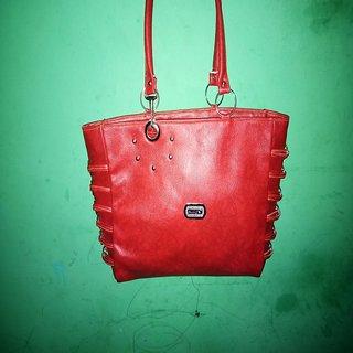 Women Big Bag, Women Messanger Bag, Pink Women Shoulder Handbag