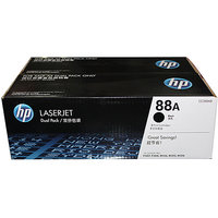 LESERJET 88A Dual Pack Black  Cartridge CC388A 2 Pack