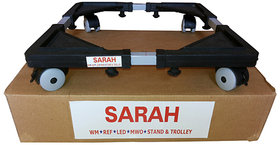 SARAH Adjustable Top Loading Fully Automatic Washing Machine Trolley / Stand - 104