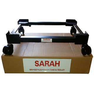 SARAH Adjustable Top Loading Fully Automatic Washing Machine Trolley / Stand -105