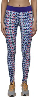Piranha Women Multicoloured Printed Yoga Pants