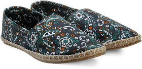 Juan David Men Blue Slip On Casual Shoes - 107812751