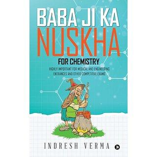 BABA JI KA NUSKHA - FOR CHEMISTRY