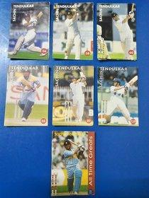 Center Fresh Sachin Tendulkar Cards