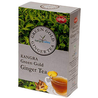 Ginger Green Gold Tea