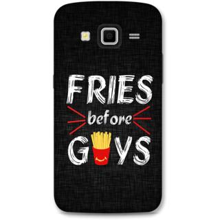 SAMSUNG GALAXY Grand 2 Designer Hard-Plastic Phone Cover From Print Opera - Fries