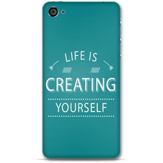 Iphone4-4s Designer Hard-Plastic Phone Cover From Print Opera - Life