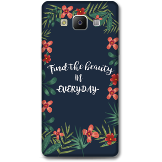 SAMSUNG GALAXY A5 2014 Designer Hard-Plastic Phone Cover From Print Opera - Find The Beauty In Everyday
