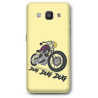 SAMSUNG GALAXY A8 2015 Designer Hard-Plastic Phone Cover From Print Opera - Dug Dug Dug