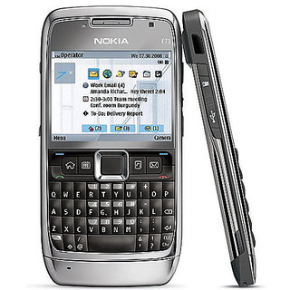 Nokia E71  /Acceptable Condition/Certified Pre Owned(6 Months Gadgetwood Warranty)