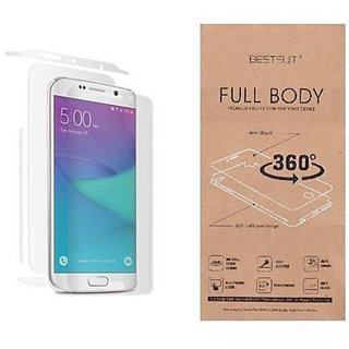 BESTSUIT FULL BODY SCREEN GUARD PROTECTOR FOR SAMSUNG GALAXY S6 EDGE PLUS 5.7