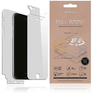 separation shoes ea861 ff6f7 Best Suit 360 Degree Anti Shock Front + Back Full Body Screen Protector  Guard For iPhone 7 4.7-inch