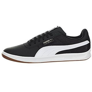 c3d816f4c9c Buy Puma Men G. Vilas 2 Core IDP H2T Black Synthetic Sneakers Online ...