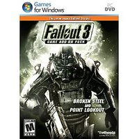 Fallout 3 Game Ad-On Pack: Broken Steel And Point Looko