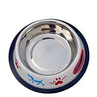 PETHUB Standard Dog Food Bowl -250ml-White