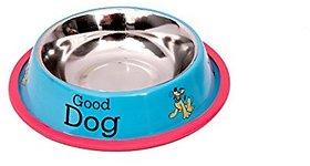PETHUB Sky Blue Standard Dog Food Bowl -460ml- Small