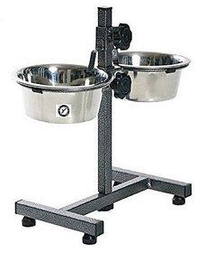 PETHUB Standard with Stylish Food Bowl Stand 1600ml- medium
