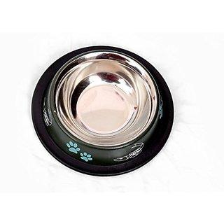 PETHUB Green Standard Dog Food Bowl-250ml-Extraa Small