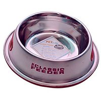 PETHUB QUALITY AND STYLISH DOG FOOD BOWL CLASSIC FEEDER - 107847140