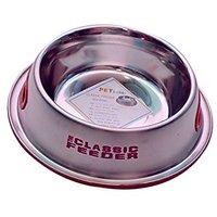 PETHUB QUALITY AND STYLISH DOG FOOD BOWL CLASSIC FEEDER