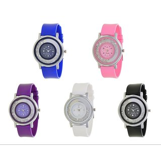 ladies watch AR combo of 5 watches