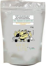 Whey Lite 1 Kg (Unflavored)