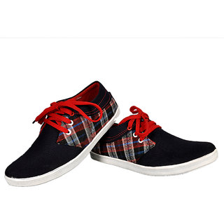 Kewl Instyle Men's Canvastical Casual Shoes