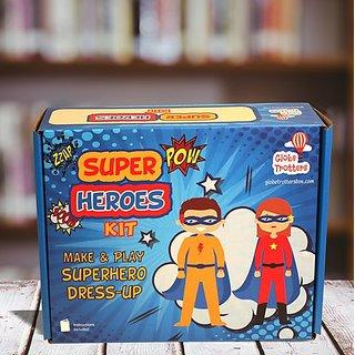 Superhero Activity Kit