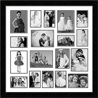 Elegant Arts  Frames 18 Pocket Collage Photo Frame