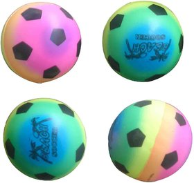 PTCMART Beach Soccer Soft Balls set of 4