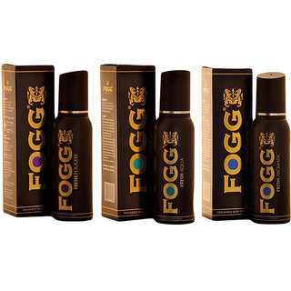 a1ccfef73 Buy Fogg Black Collection Deo Body Spray For Men Combo Pack ( 3 Pcs ) Online  - Get 39% Off