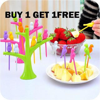 Kudos FRUIT FORK (BUY 1 GET 1 FREE) Set Of 2 Fruit Forks