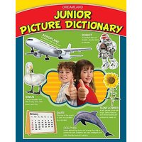 Shopperszones Junior Picture Dictionary