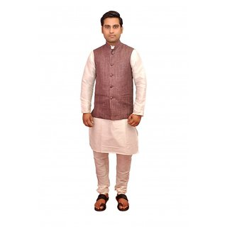 Asf Kurta Jacket Set