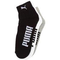 Puma Unisex Ankle-Length Socks - Pack Of 3
