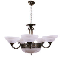 Zockup White Color Antique Stylish Chandelier - ZL(1033)
