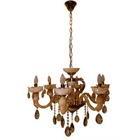 Zockup Pure Crystal Stylish Chandelier - ZL(8066)